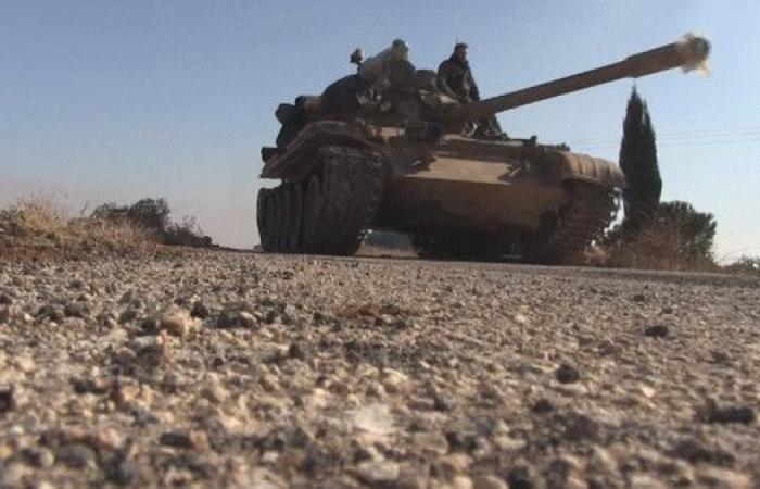 المعارضة تواصل تقدمها في ريف إدلب على حساب النظام