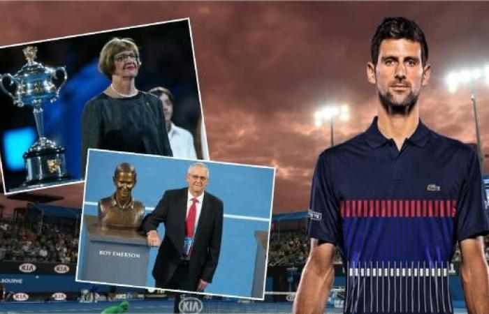 بين الماضي والحاضر..أستراليا المفتوحة: بطولة العمالقة التاريخية