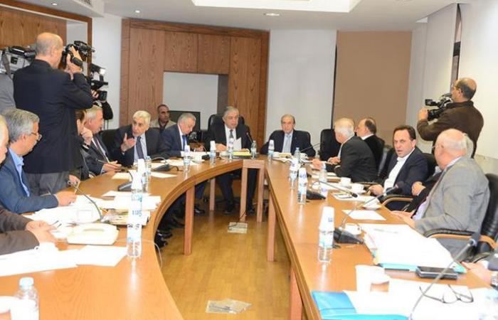 لجنة الدفاع تابعت مناقشة قانون ترقية رتباء في قوى الامن