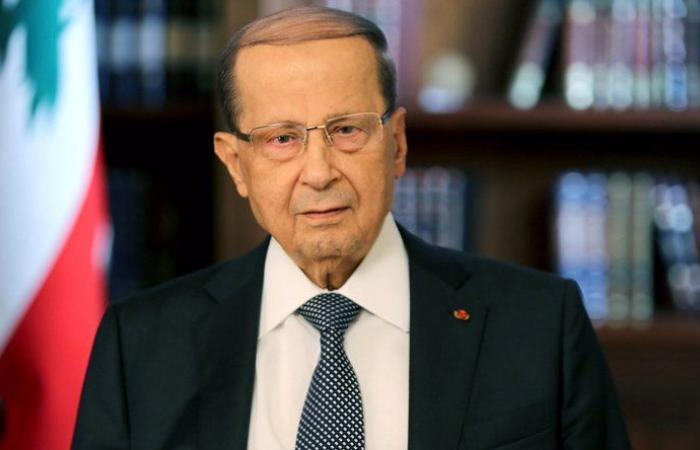 عون: حريص على إجراء الإنتخابات بموعدها