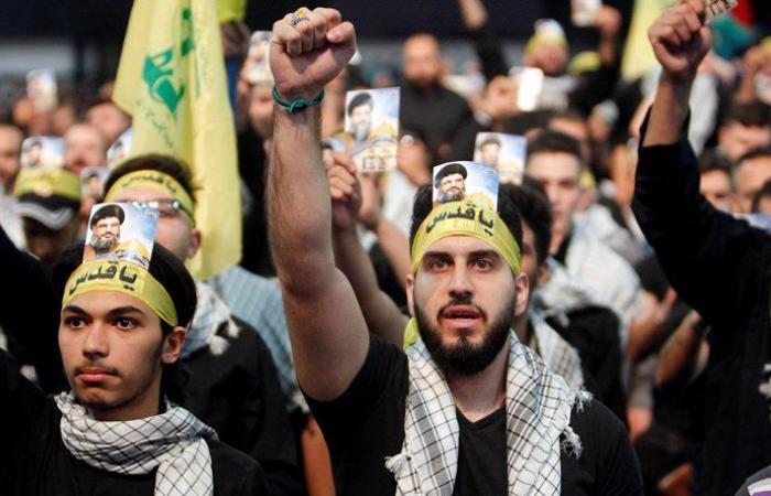 """""""حزب الله"""" عائق أمام أي مصالحة بين """"فتح"""" و""""حماس"""""""