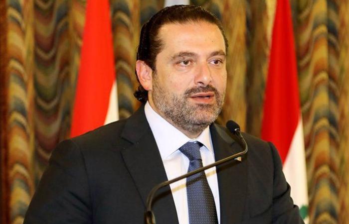 الحريري بحث فيتوسيع وتطويرمطار بيروت خلال اجتماع في السراي