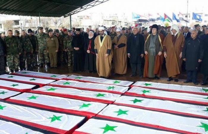 جثث مجهولة الهوية.. لغز عسكري في مقابر إيران وسوريا