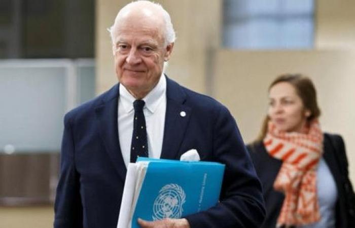 استئناف المفاوضات حول سوريا في فيينا 25 يناير