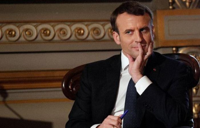 """ماكرون يشيد بـ""""السلوك البناء"""" للمعارضة السورية بجنيف"""
