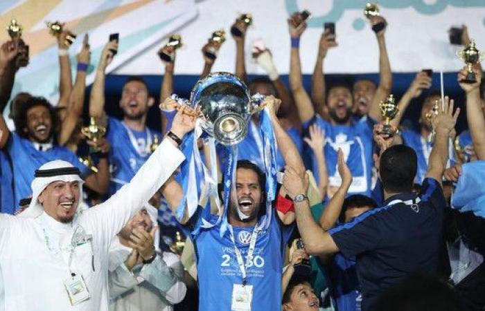 الهلال عبر بيان: فريقنا في المركز 29 عالمياً