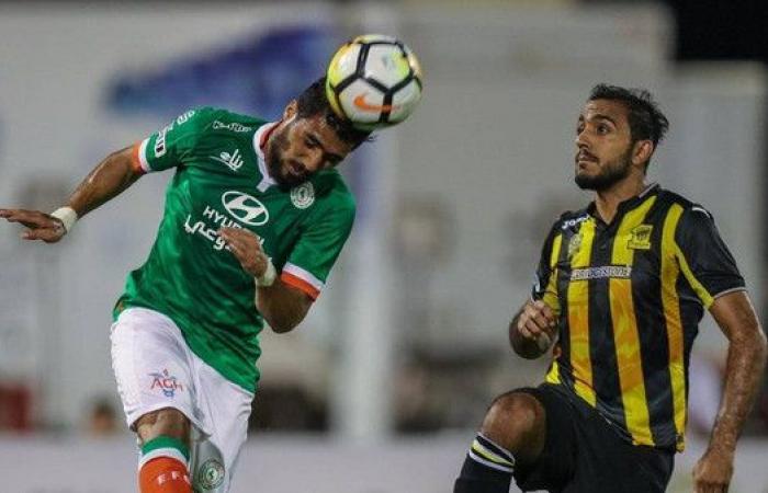 اتحاد جدة أمام اختبار الاتفاق في كأس الملك