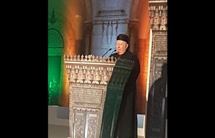 مطر من مؤتمر الازهر لنصرة القدس: التوافق بينكم يرجح في الدنيا غلبة الخير على الشر