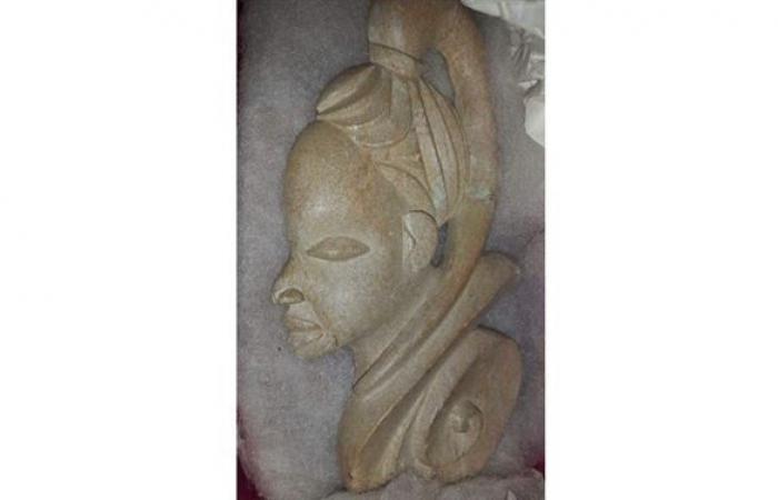 ضبط تمثال أثري في مرفأ طرابلس