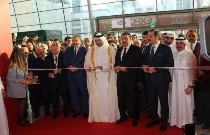 معرض تجاري تركي بقطر لتعزيز العلاقات الاقتصادية