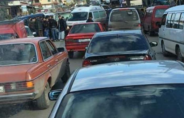 جريحان بحادث سير على طريق عام عرقا في عكار