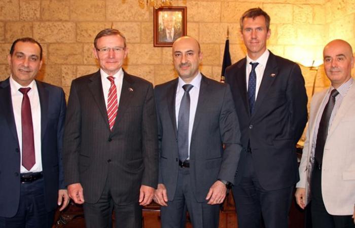 المدير العام لامن الدولة بحث مع رئيس جهاز الاستخبارات الاوسترالي تعزيز التعاون