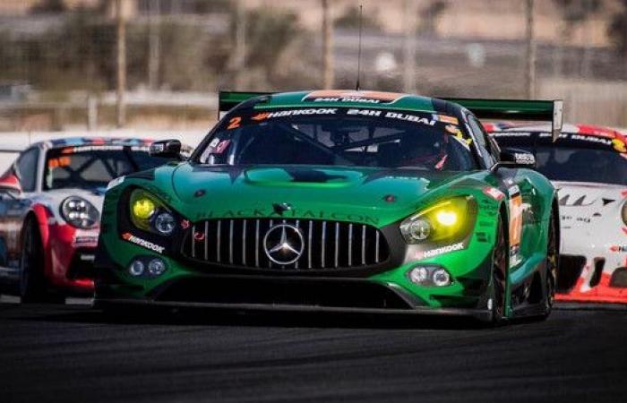 عبدالعزيز بن تركي الفيصل بطلأً لسباق دبي 24 ساعة