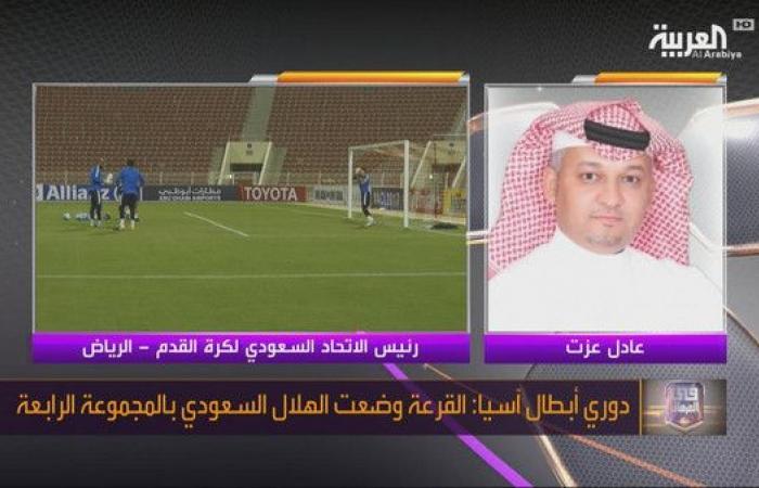 عزت: قطر تدعم الإرهاب.. الأندية السعودية لن تلعب هناك