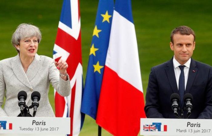 قضية اللاجئين على جدول أعمال القمة الفرنسية البريطانية