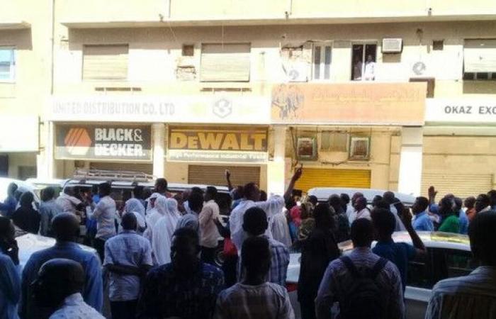 تظاهرات السودان.. اعتقال مراسلي وكالات دولية