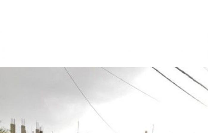 انقطاع الكهرباء واقتلاع اشجار ولافتات في مرجعيون بسبب العاصفة
