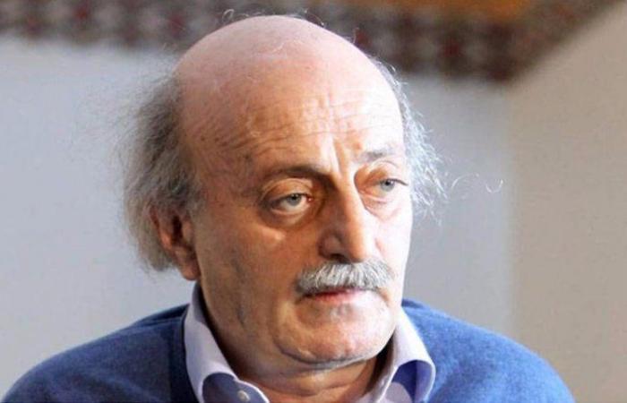 جنبلاط شاكراً عثمان: ساعد في تسوية قضية صديق عزيز