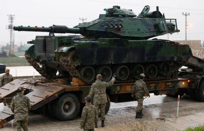 تركيا: بدأنا عملية عفرين بقصف عبر الحدود