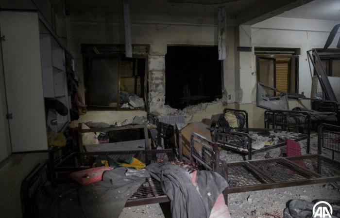 جرحى في استهداف مستشفى للأمراض العقلية بريف حلب