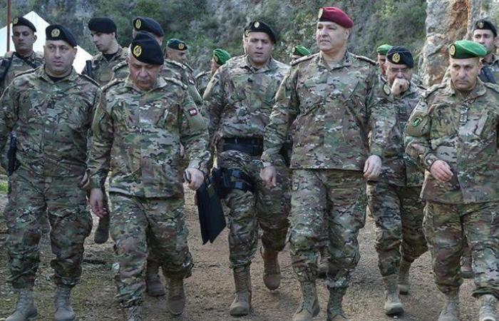 قائد الجيش تفقد وحدات عسكرية في طرابلس: الأمن في البلاد تحت السيطرة وحماية الاستقرار الوطني أولويتنا المطلقة