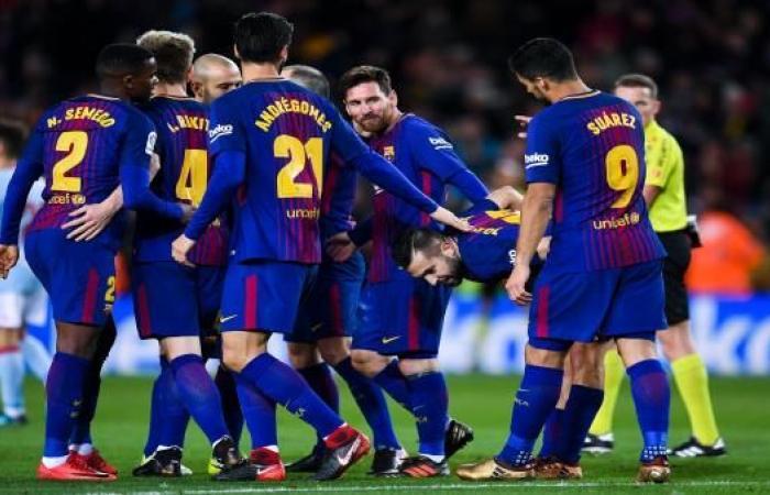 """تعرف على قيمة الشرط الجزائي """"الخيالي"""" للاعبي برشلونة"""