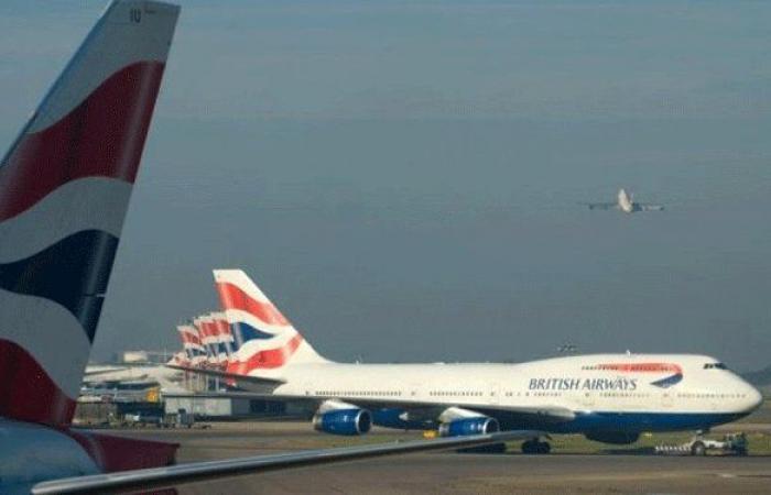 سيدة مخادعة وصلت لندن من دون تذكرة أو جواز سفر!