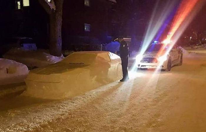 بالصور… خدع الشرطة فتركوا له رسالة!