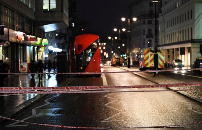 إجلاء أكثر من ألف شخص بعد تسرب للغاز بشارع في لندن