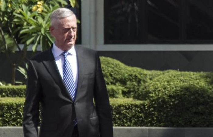 ماتيس: داعش والقاعدة قد يستغلان العمليات شمال سوريا