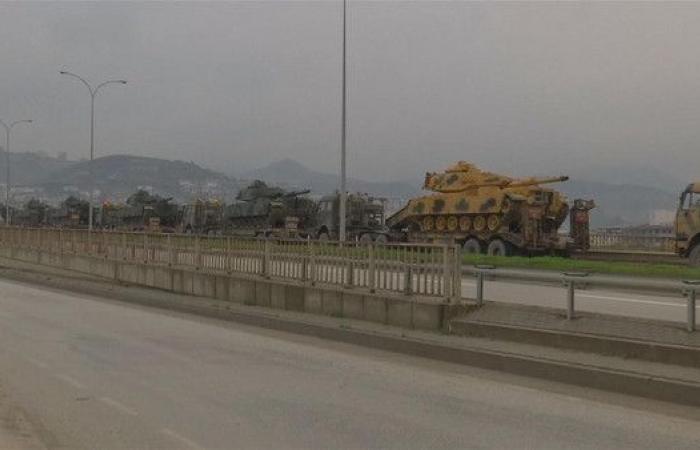 """أنقرة.. مقتل أول جندي تركي في عملية """"غصن الزيتون"""""""