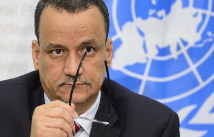 الحكومة اليمنية تتهم الحوثيين بإفشال مهمة ولد الشيخ