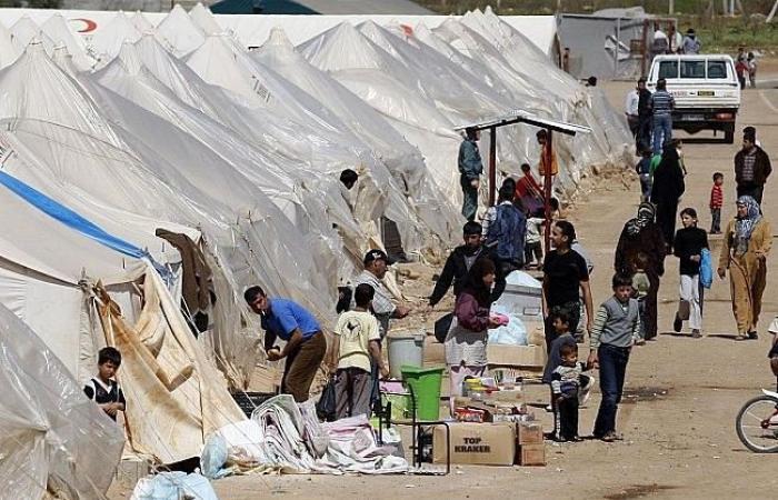مجموعة المانحين الكبار لسوريا تجتمع في بيروت