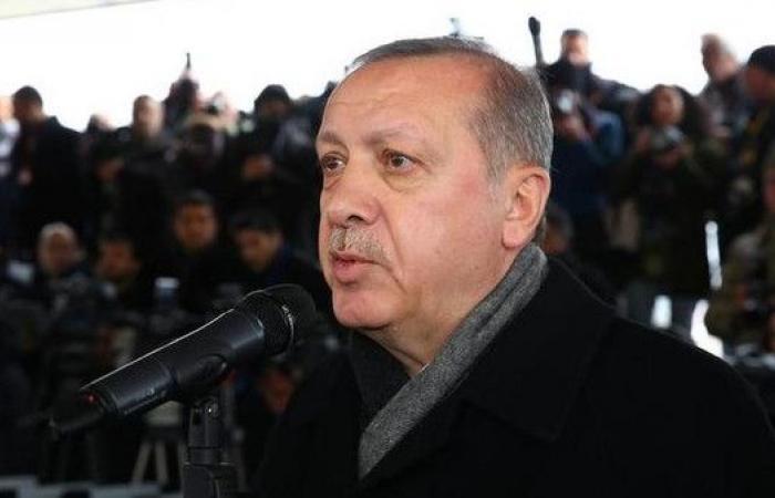 """أردوغان: """"سنحبط اللعب"""" على حدودنا"""