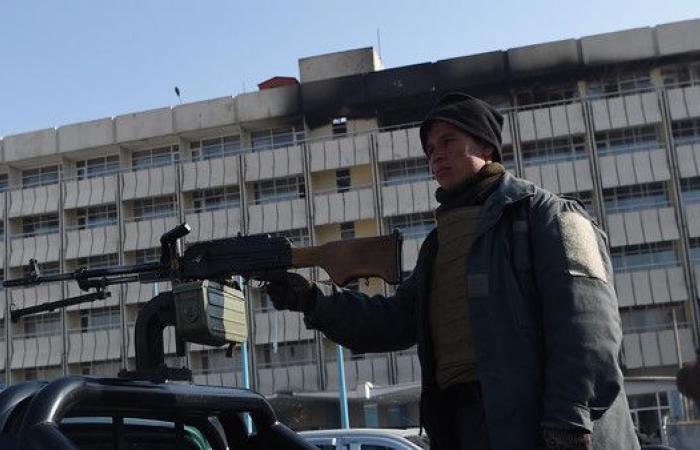 واشنطن تؤكد مقتل 4 أميركيين في الاعتداء على فندق بكابول