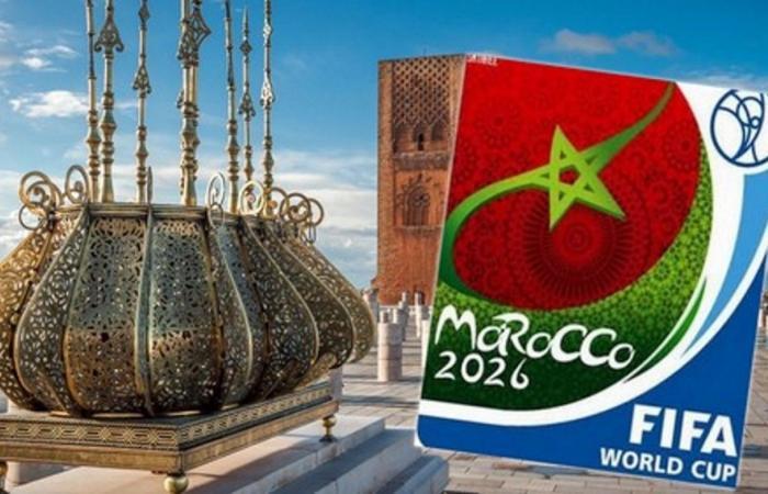 صورة: المغرب يترشّح لاستضافة مونديال 2026