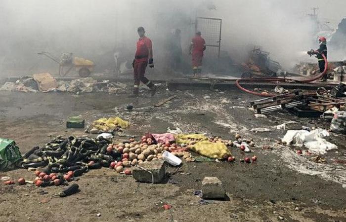 انتحاري بحزام ناسف يهاجم حاجزاً أمنياً شمال بغداد
