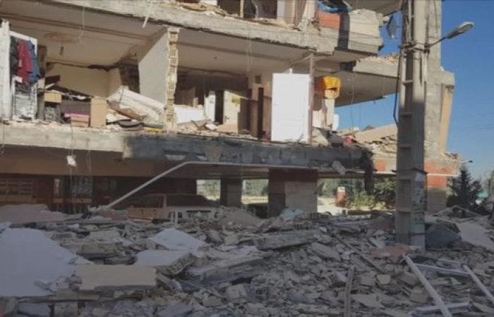 زلزال يهزعدة مناطق بالعراق منها بغداد والسليمانية