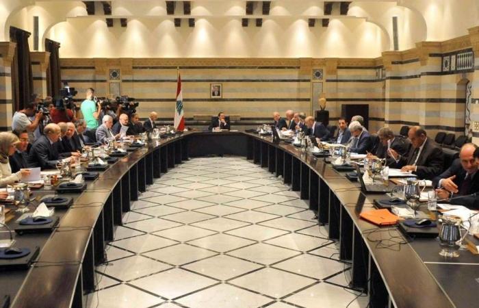ملفات الأزمات الحياتية على جدول جلسة مجلس الوزراء الأسبوع المقبل