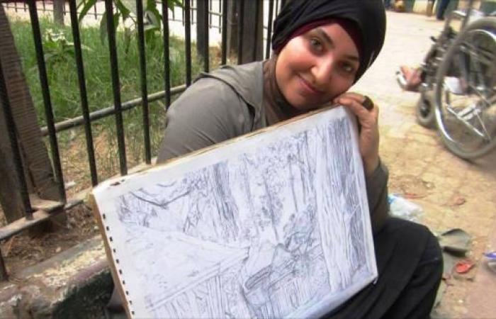 لوحات بلا ألوان.. أسعار الخامات تنهك فناني مصر