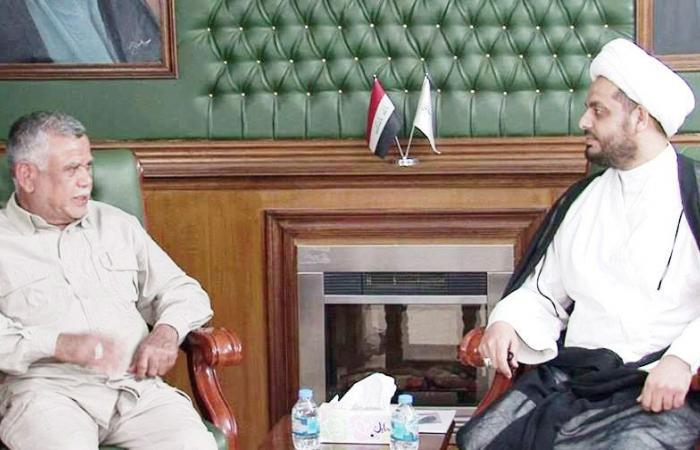 """انتخابات العراق.. هل وصف الصدر قادة الحشد بـ""""الفاسدين""""؟"""