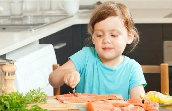 الأحماض الدهنية تحمي الأطفال من الحساسية