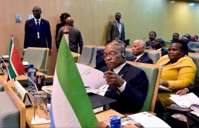 جنوب أفريقيا تحتج على رئاسة رواندا لقمة أديس أبابا