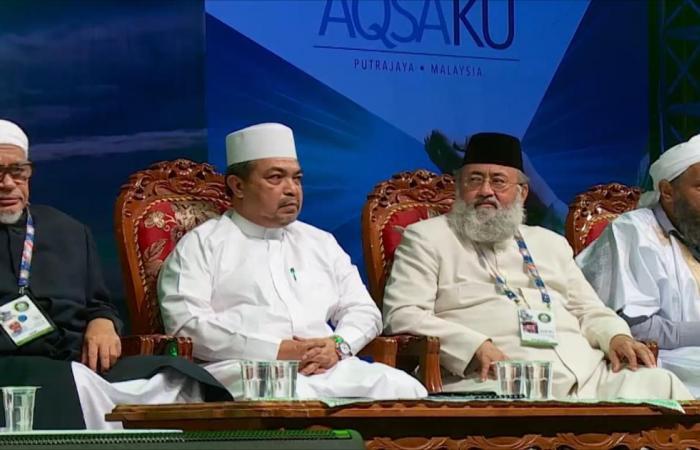 مؤتمر بماليزيا يتبنى خطة للدفاع عن هوية القدس