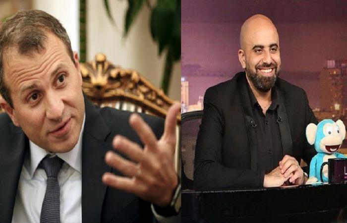 """بعد تسريب فيديو """"البلطجي"""".. هشام حداد لجبران باسيل: نهاية رجل متغطرس!"""