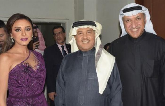 المنامة تشهد ليلة طربية بإمتياز مع أنغام ومحمد عبده