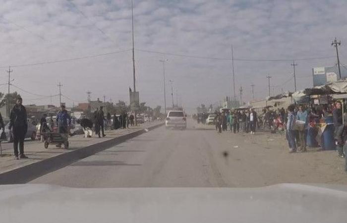 """شاهد.. """"العربية"""" تدخل مدينة الموصل المنكوبة"""