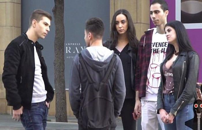 فيديو لشبان في شوارع بيروت يصل إلى العالمية!