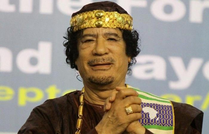 القذافي كان على وشك شراء نادٍ شهير.. ما هو؟