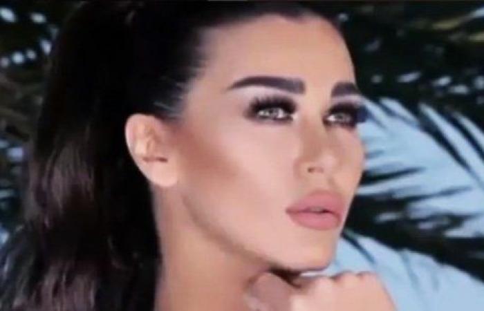 بالفيديو: نادين الراسي تتحدّى الصقيع بالـMaillot!